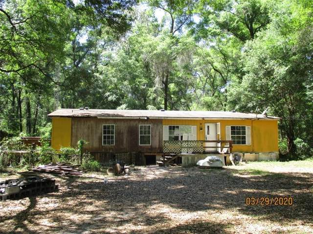 424 NW 117TH Court, Ocala, FL 34482 (MLS #OM602185) :: Bosshardt Realty