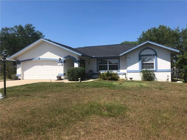 4375 SE 107TH Lane, Belleview, FL 34420 (MLS #OM602187) :: Your Florida House Team