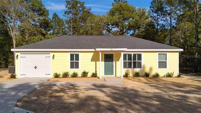 931 NE 151ST Court, Williston, FL 32696 (MLS #OM602228) :: CENTURY 21 OneBlue