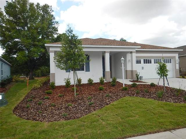 7887 SW 89TH Loop, Ocala, FL 34476 (MLS #OM602257) :: Your Florida House Team