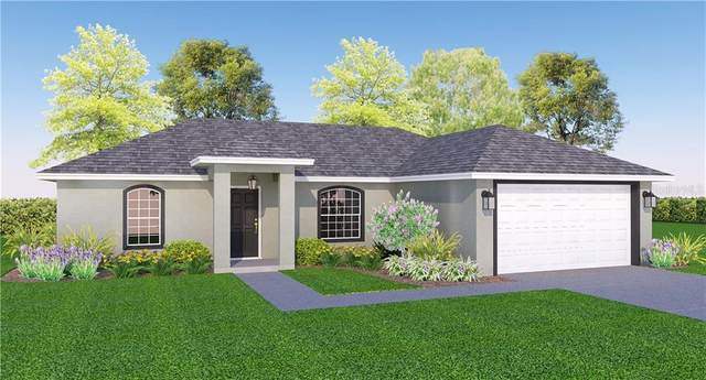 6391 SW 143RD LANE Road, Ocala, FL 34473 (MLS #OM602263) :: Griffin Group