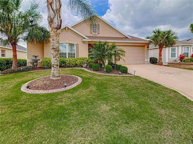 3738 Tulip Terrace, The Villages, FL 32163 (MLS #OM602269) :: Realty Executives in The Villages