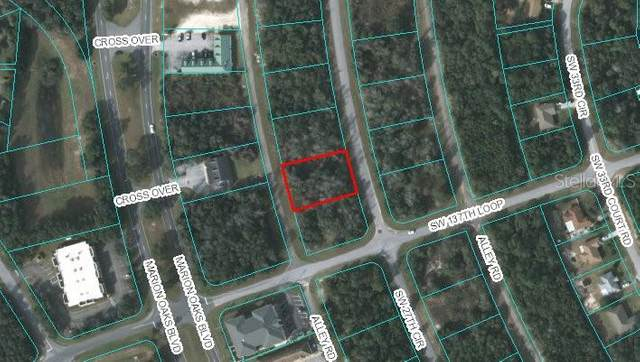 00 SW 27TH Circle, Ocala, FL 34473 (MLS #OM602270) :: Zarghami Group