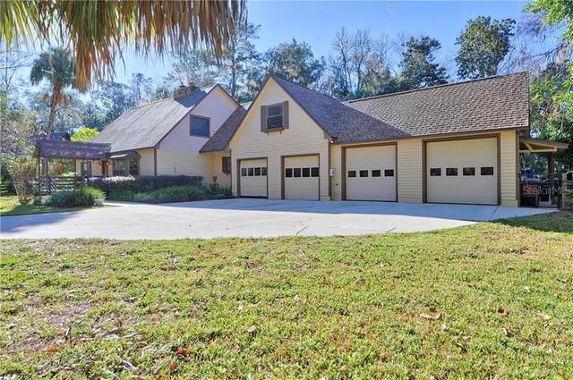538 SW 45TH Street, Ocala, FL 34471 (MLS #OM602295) :: Bustamante Real Estate