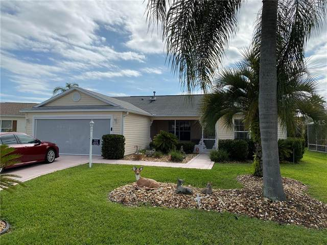 755 Carlsbad Court, The Villages, FL 32162 (MLS #OM602337) :: Realty Executives in The Villages