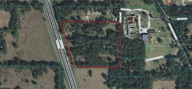 8700 NW 43RD Court, Ocala, FL 34482 (MLS #OM602357) :: Rabell Realty Group