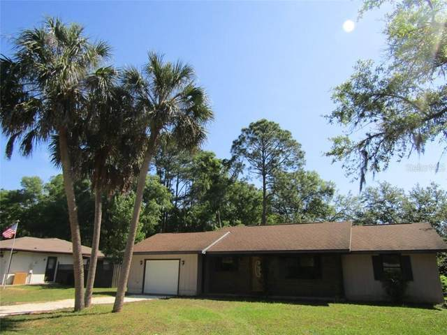 4197 N Concord Drive, Crystal River, FL 34428 (MLS #OM602363) :: The Duncan Duo Team