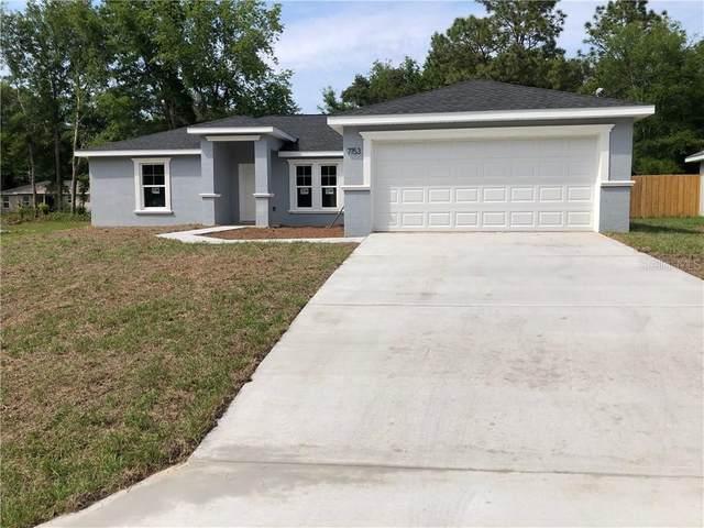 7153 SE 124 Street, Belleview, FL 34420 (MLS #OM602366) :: Your Florida House Team