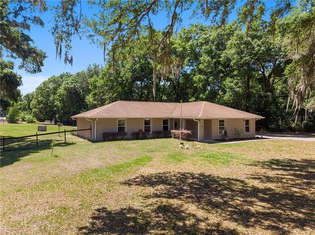 3690 NE 92ND Place, Anthony, FL 32617 (MLS #OM602372) :: Your Florida House Team
