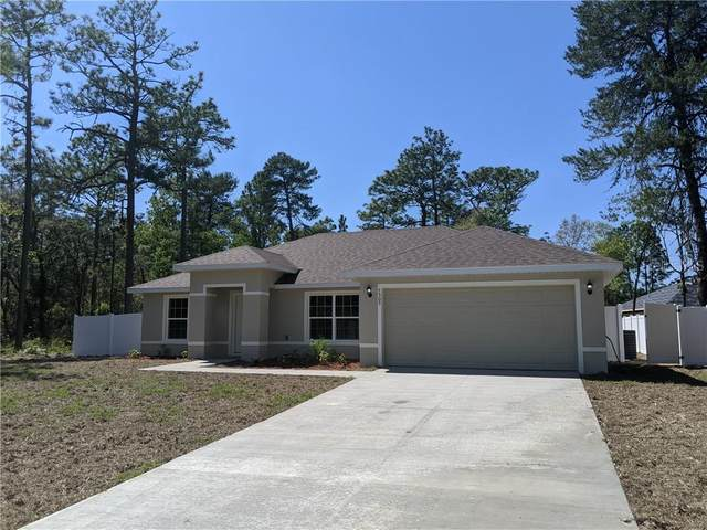 7505 SW 128TH Street, Ocala, FL 34473 (MLS #OM602376) :: Delgado Home Team at Keller Williams