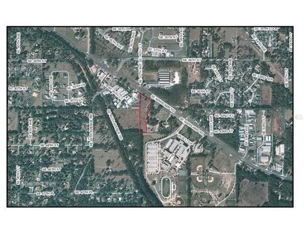 4750 SE Maricamp Road, Ocala, FL 34480 (MLS #OM602384) :: The Duncan Duo Team