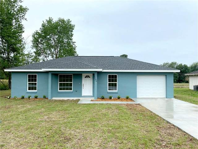 1080 NW 69TH Street, Ocala, FL 34475 (MLS #OM602404) :: Team Bohannon Keller Williams, Tampa Properties