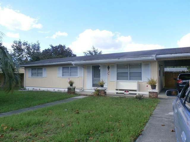 3743 SW 147TH Street, Ocala, FL 34473 (MLS #OM602411) :: The A Team of Charles Rutenberg Realty