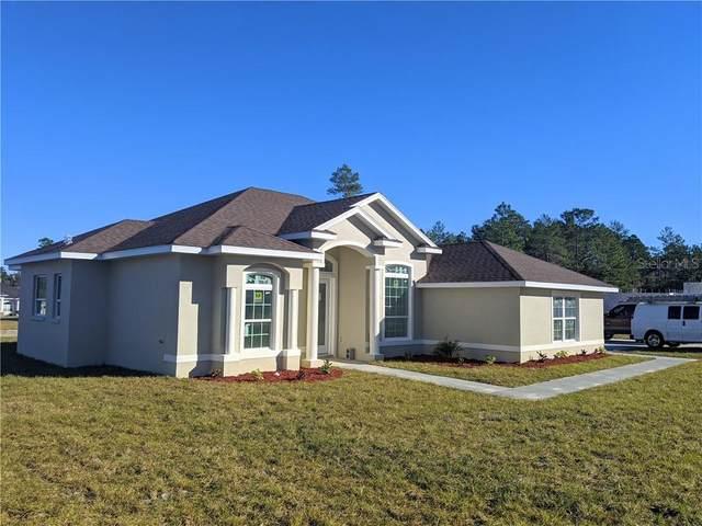 4167 SW 113TH Place, Ocala, FL 34476 (MLS #OM602495) :: Godwin Realty Group