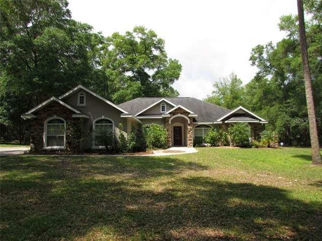 7590 SW 188TH Avenue, Dunnellon, FL 34432 (MLS #OM602502) :: Team Bohannon Keller Williams, Tampa Properties