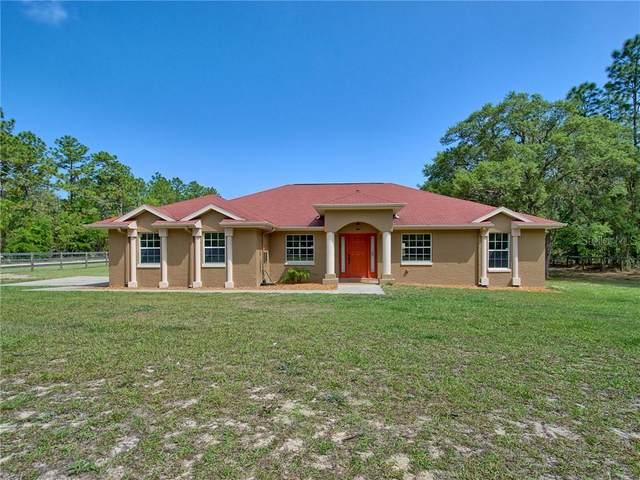 5615 SW 138TH Terrace, Ocala, FL 34481 (MLS #OM602524) :: Team Bohannon Keller Williams, Tampa Properties