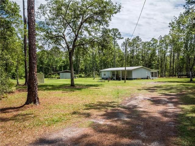 16240 NE 141ST Terrace, Fort Mc Coy, FL 32134 (MLS #OM602778) :: The Robertson Real Estate Group