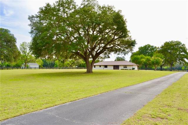 4480 NW 110TH Avenue, Ocala, FL 34482 (MLS #OM602960) :: Rabell Realty Group