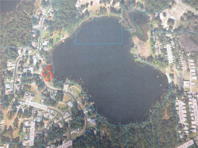 NE 7TH Loop, Silver Springs, FL 34488 (MLS #OM603043) :: CGY Realty