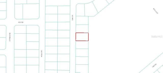 0 Oak Circle, Ocala, FL 34472 (MLS #OM603092) :: Rabell Realty Group