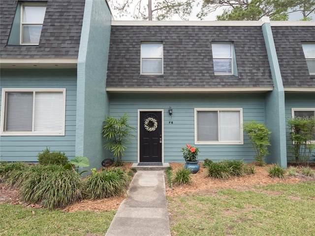 501 SW 75TH Street F5, Gainesville, FL 32607 (MLS #OM603134) :: Griffin Group