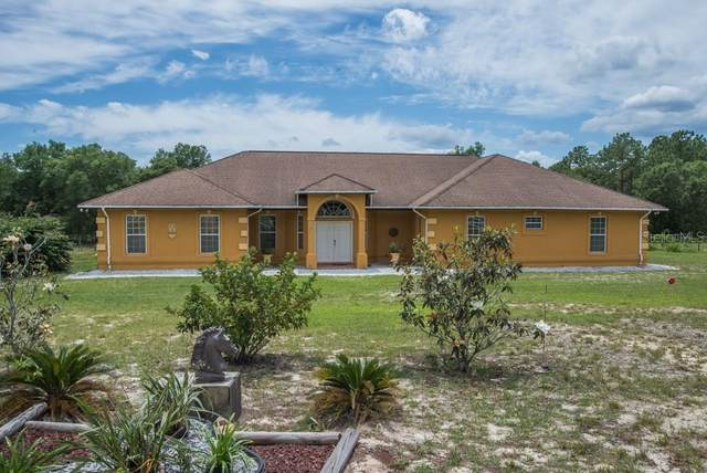 10170 SW 100TH Street, Ocala, FL 34481 (MLS #OM603139) :: Tuscawilla Realty, Inc