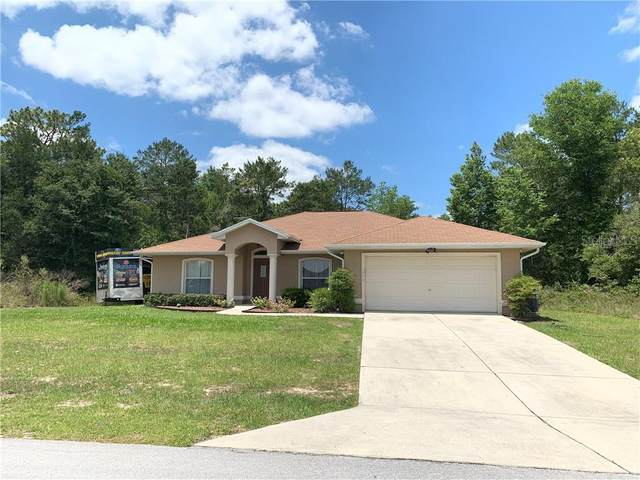 1890 SW 160TH Lane, Ocala, FL 34473 (MLS #OM603357) :: Rabell Realty Group