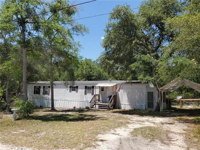 14475 NE 189TH Street, Fort Mc Coy, FL 32134 (MLS #OM603562) :: Rabell Realty Group