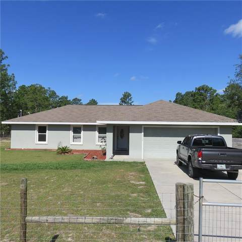 8758 SW 137TH Court, Dunnellon, FL 34432 (MLS #OM603671) :: The Duncan Duo Team