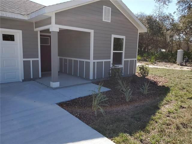 8731 NE 118 Terrace, Bronson, FL 32621 (MLS #OM603876) :: Griffin Group