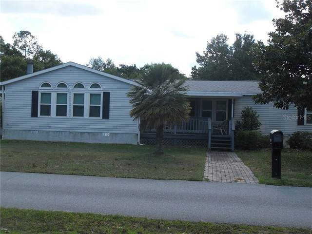 400 NE 63RD Court, Ocala, FL 34470 (MLS #OM603883) :: McConnell and Associates