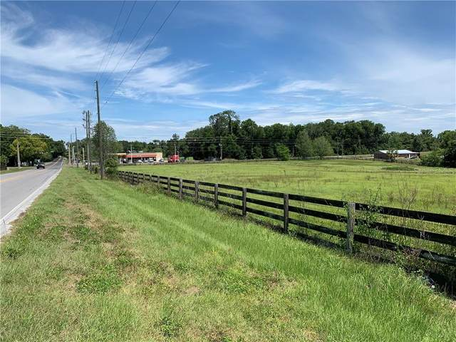 W Hwy 329, Reddick, FL 32686 (MLS #OM603884) :: KELLER WILLIAMS ELITE PARTNERS IV REALTY