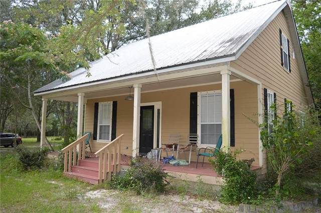 6451 NE 156TH Court, Williston, FL 32696 (MLS #OM603916) :: The Brenda Wade Team