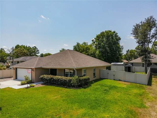 8500 SE 158TH Place, Summerfield, FL 34491 (MLS #OM603924) :: Cartwright Realty