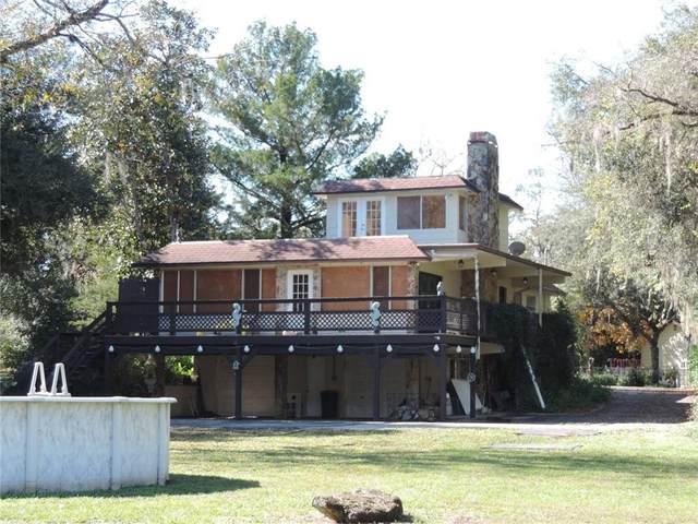 4215 E Riverside Drive, Dunnellon, FL 34434 (MLS #OM603948) :: Pristine Properties