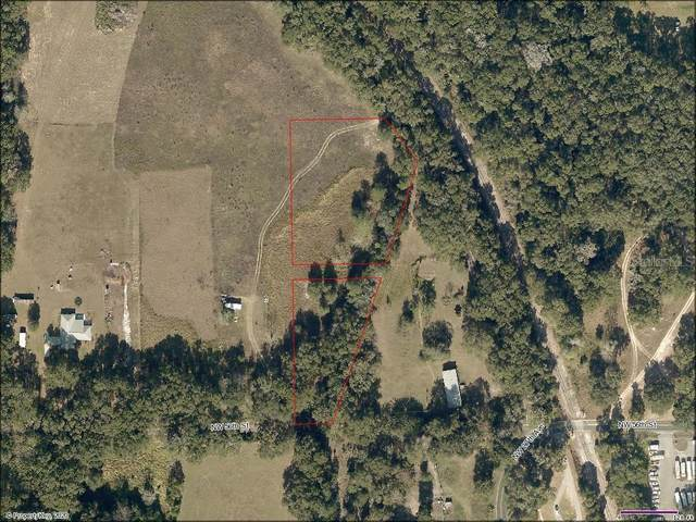 0 NW 27TH Avenue, Ocala, FL 34475 (MLS #OM603969) :: CGY Realty