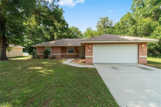 3895 SE 137TH Lane, Summerfield, FL 34491 (MLS #OM603990) :: Cartwright Realty