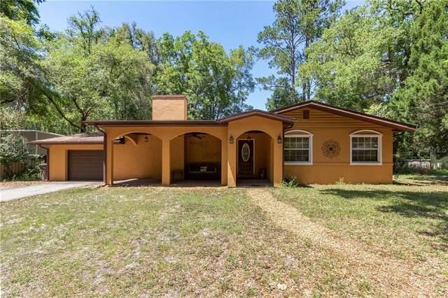 1517 NE 11TH Street, Ocala, FL 34470 (MLS #OM604009) :: McConnell and Associates