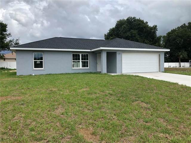 16221 SW 16TH Court, Ocala, FL 34473 (MLS #OM604036) :: Cartwright Realty