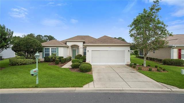 13187 SE 93RD TERRACE Road, Summerfield, FL 34491 (MLS #OM604042) :: The Figueroa Team