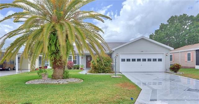 1228 Zapata Place, Lady Lake, FL 32159 (MLS #OM604044) :: Team Bohannon Keller Williams, Tampa Properties