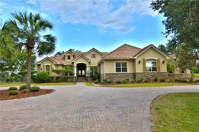 8501 SW 27TH Avenue, Ocala, FL 34476 (MLS #OM604115) :: Rabell Realty Group