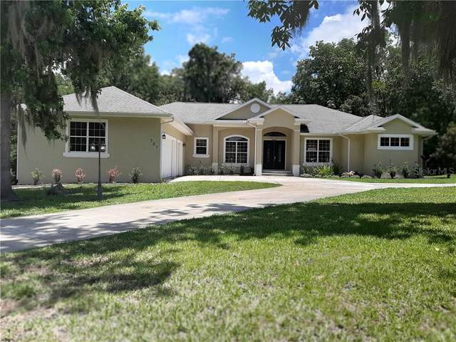 727 SW 89TH Terrace, Ocala, FL 34481 (MLS #OM604125) :: Rabell Realty Group