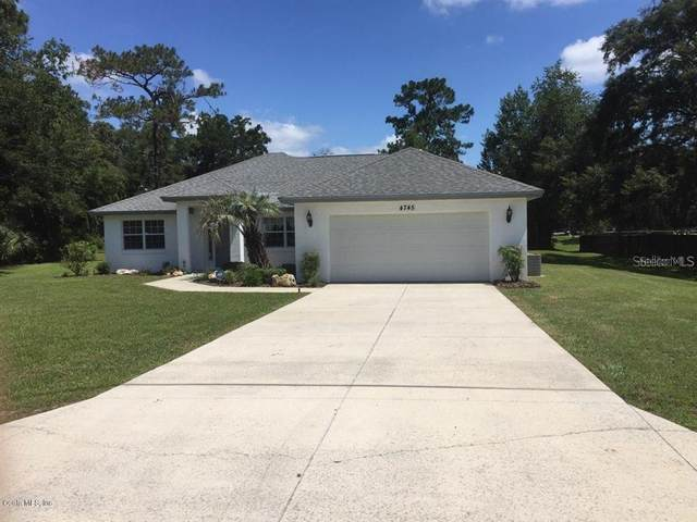4745 NW 64TH Street, Ocala, FL 34482 (MLS #OM604146) :: Rabell Realty Group