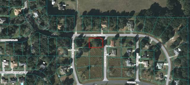 0 Pine Trace Course, Ocala, FL 34472 (MLS #OM604165) :: Florida Real Estate Sellers at Keller Williams Realty