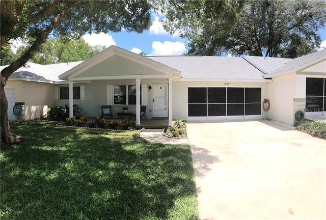 8708 SW 95TH Lane B, Ocala, FL 34481 (MLS #OM604172) :: Rabell Realty Group