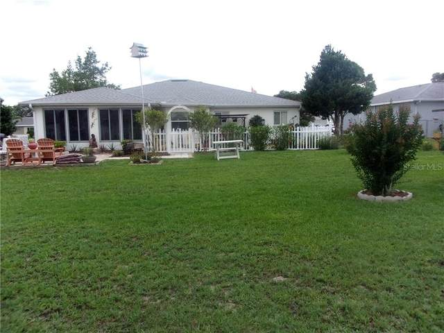5980 SW 98TH Place, Ocala, FL 34476 (MLS #OM604190) :: Burwell Real Estate