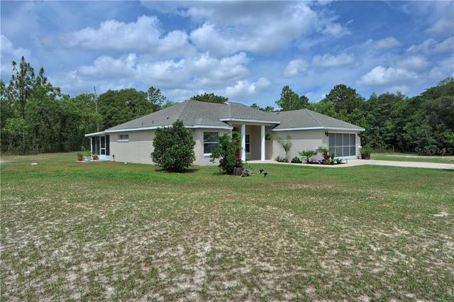 12380 SW 81ST Street, Dunnellon, FL 34432 (MLS #OM604225) :: Carmena and Associates Realty Group