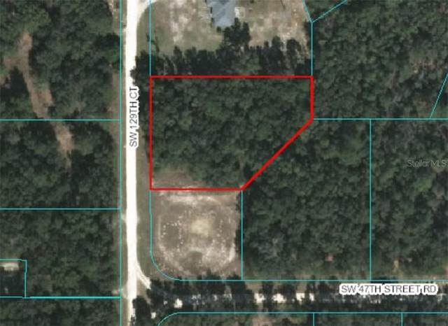tbd SW 129TH Court, Ocala, FL 34481 (MLS #OM604230) :: The Robertson Real Estate Group