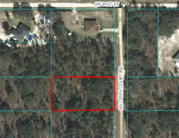 tbd SW 125TH COURT RD, Dunnellon, FL 34432 (MLS #OM604231) :: Heckler Realty